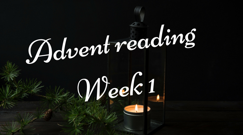 advent readings week 1 prophets
