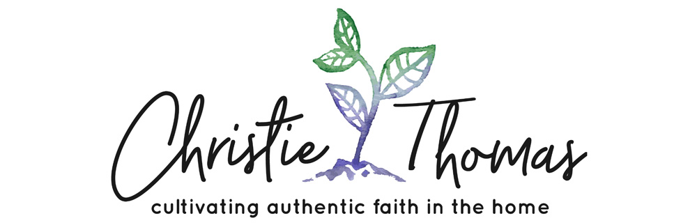 Cultivating authentic faith in the home